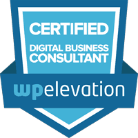 Certified WordPress Digital Business Consultant