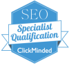 ClickMinded SEO Specialist Certification