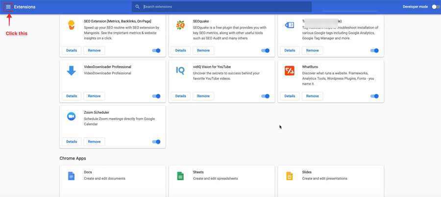 Install Google Tag Assistant Chrome Extension